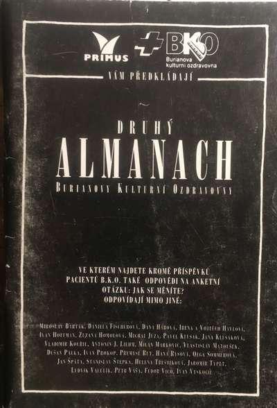 Druhý almanach Burianovy kulturní ozdravovny