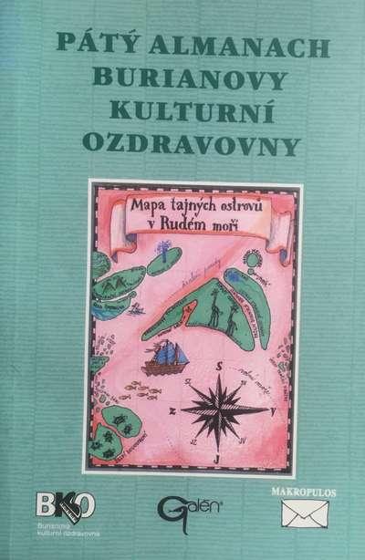 Pátý almanach Burianovy kulturní ozdravovny