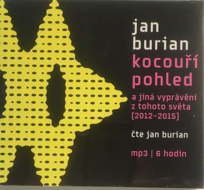 Kocouří pohled - Jan Burian - audiokniha