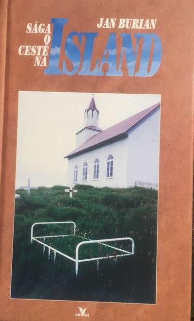 Sága o cestě na Island - Jan Burian
