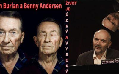Koncert z básní Bennyho Andersena